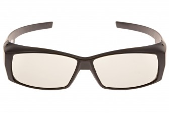 Passive 3D glasses front